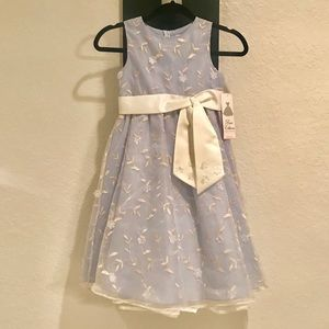 Rare Editions Sleeveless Dress